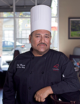 Executive chef of Restaurant Closed in Morgan Hill.