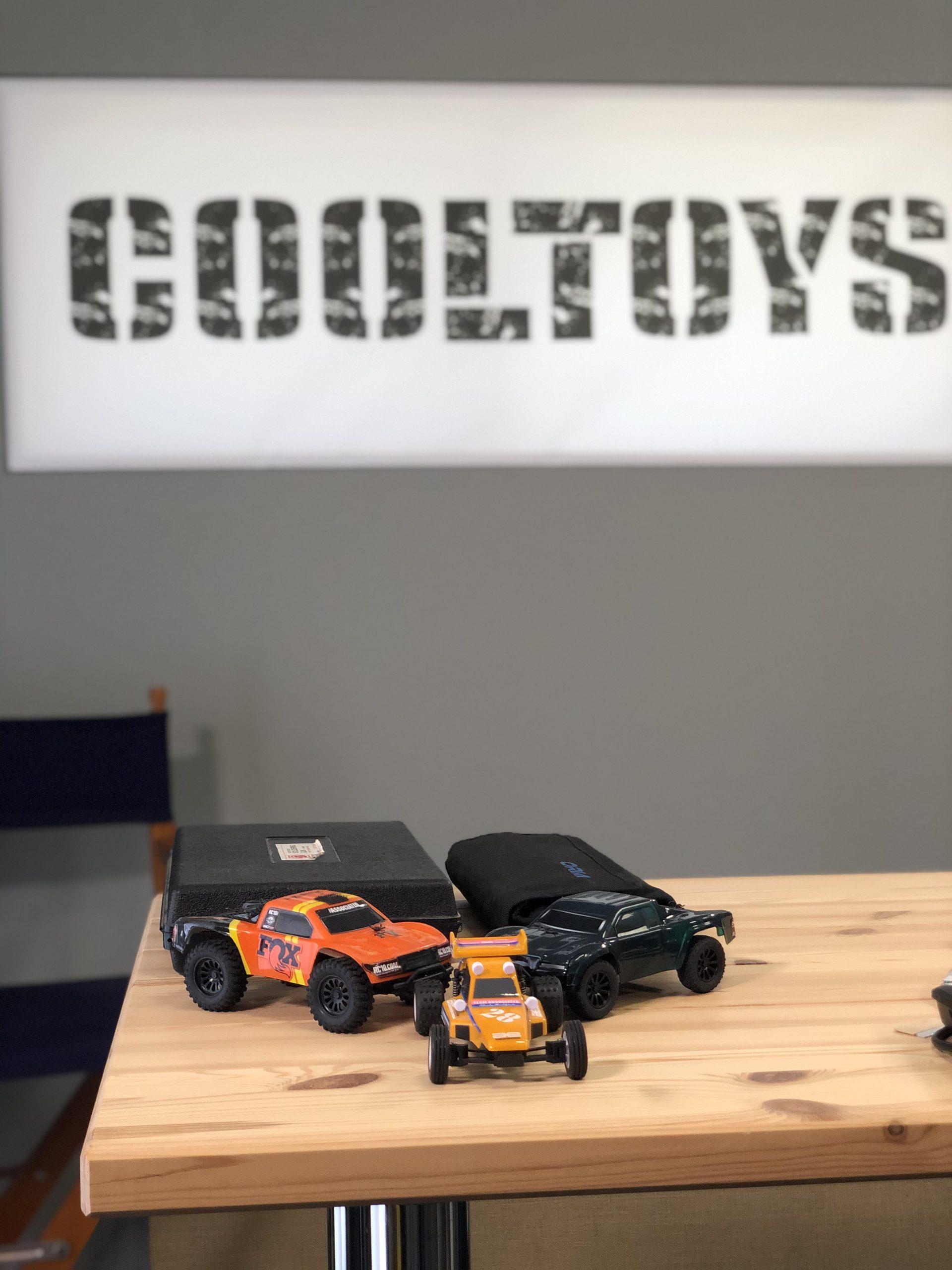 RC Car Hack for Covid Fun