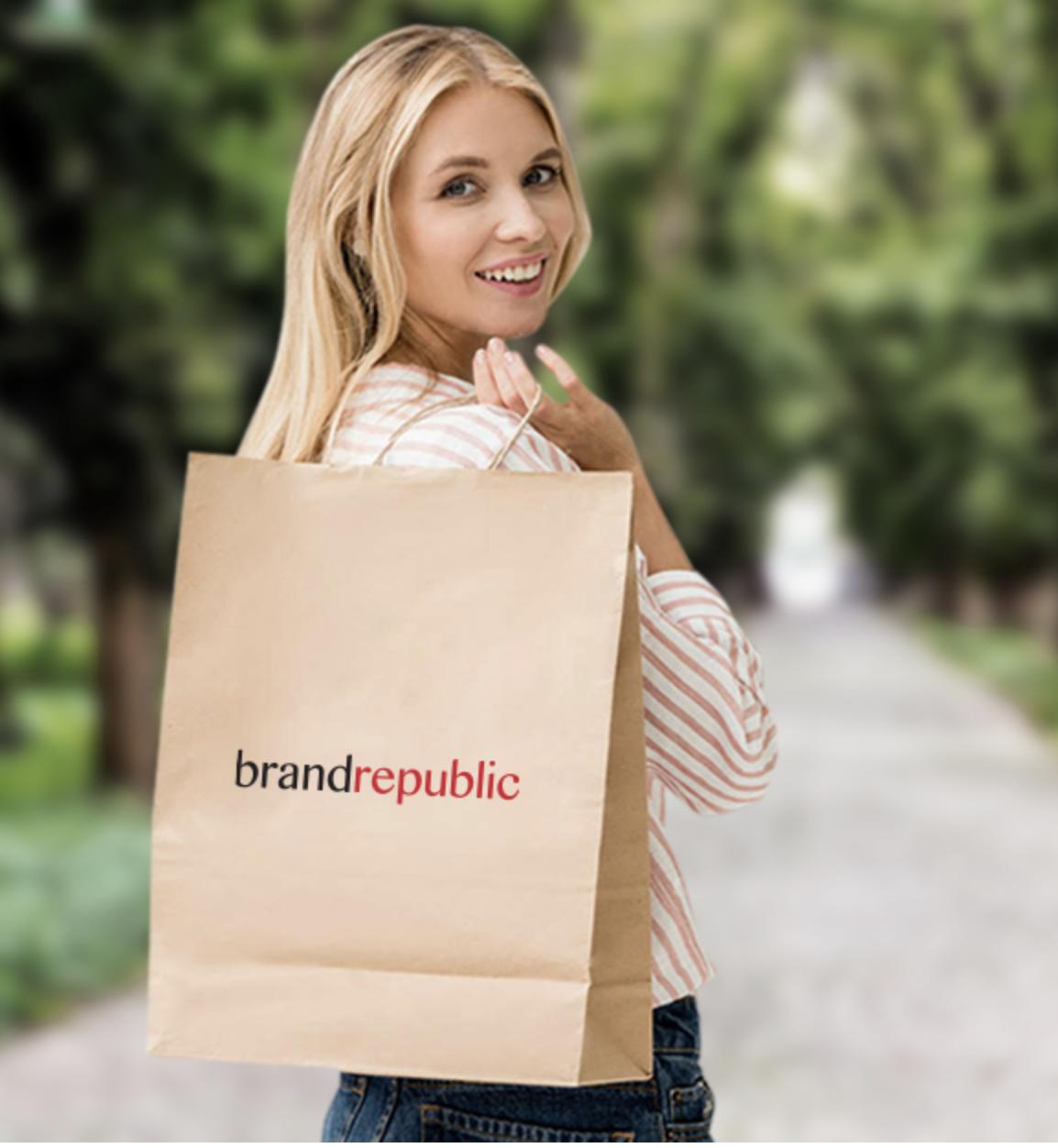 Plastic Bags Ban Pushes Businesses Towards Printed Paper Bags