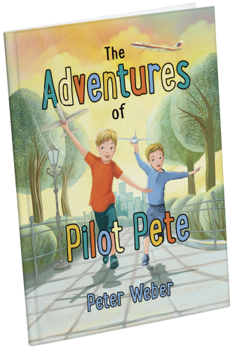 THE BACHELOR'S PILOT PETE DEBUTS AS CHILDREN'S BOOK AUTHOR
